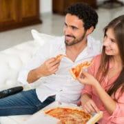 oglądanie telewizji dieta