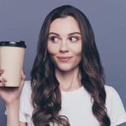 kofeina estrogen