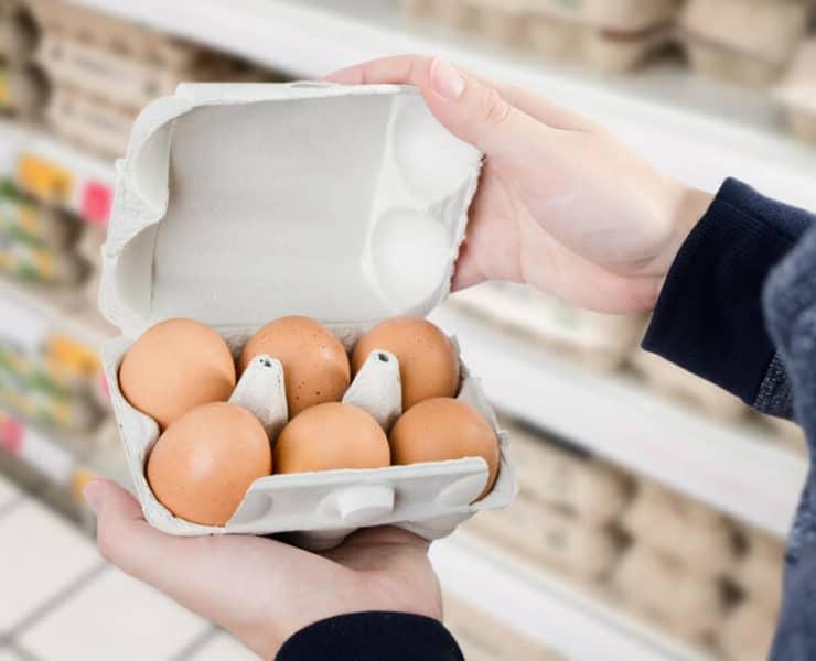 po czym poznać że jajko jest świeże