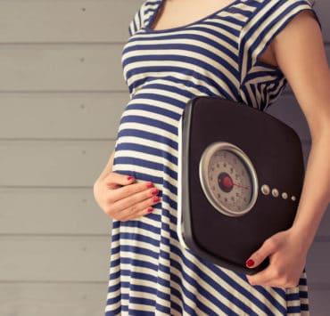 waga ciąża