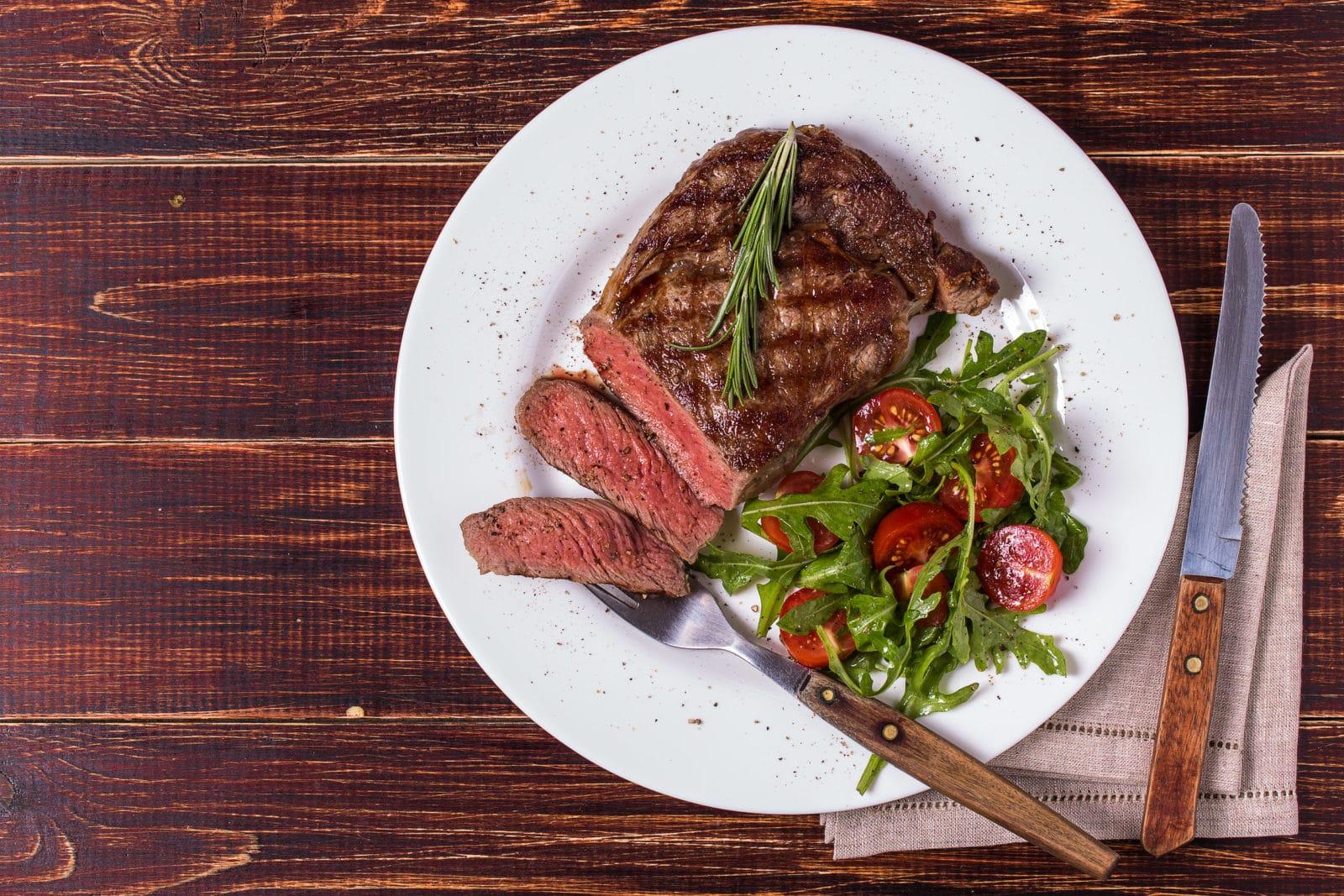 białko tłumi apetyt