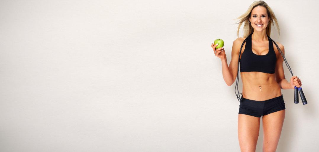 jabłko przeciw otyłości