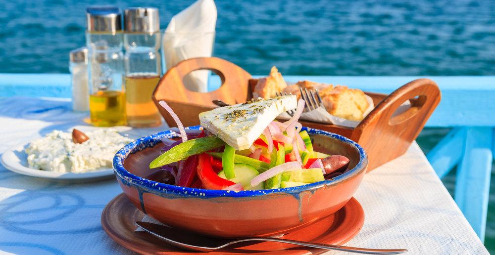 produkty diety śródziemnomorskiej