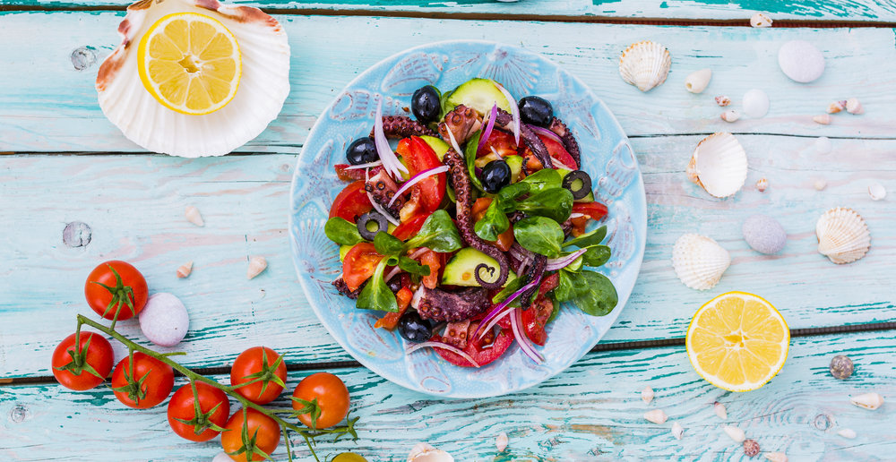 co należy jeść na diecie śródziemnomorskiej