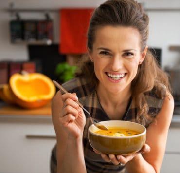 jak odżywiać się jesienią