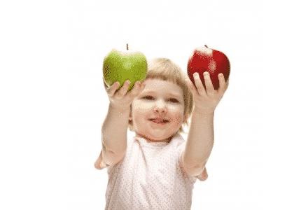 Żywienie dzieci z mukowiscydozą