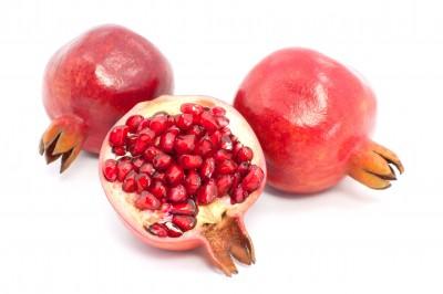 granat owoce
