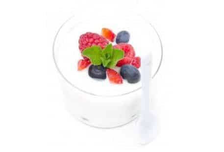 jogurty pitne