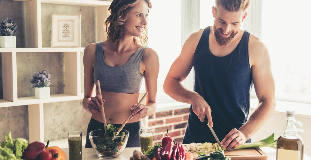 dieta wegetariańska w sporcie