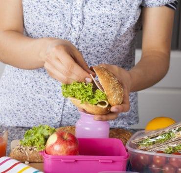 jakie jedzenie spakować