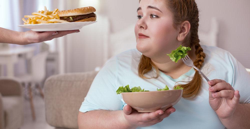 odczuwanie smaku otyłość