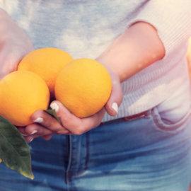 pomarańcze właściwości