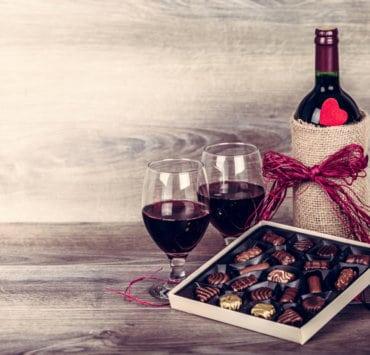 wino czekolada cukrzyca
