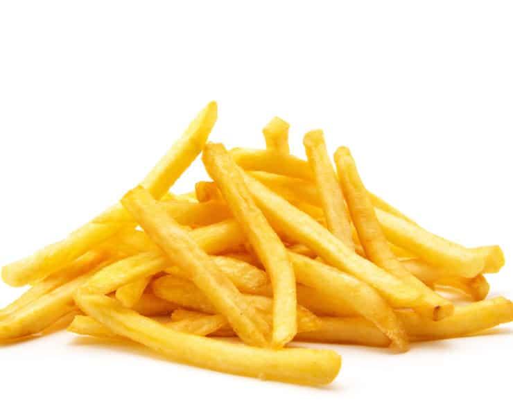dieta mcdonalds