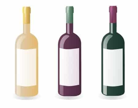wina białe czerwone