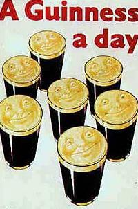 Guinness a zdrowie
