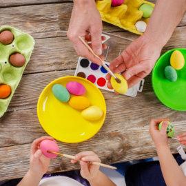 Czy barwienie jajek wielkanocnych jest bezpieczne