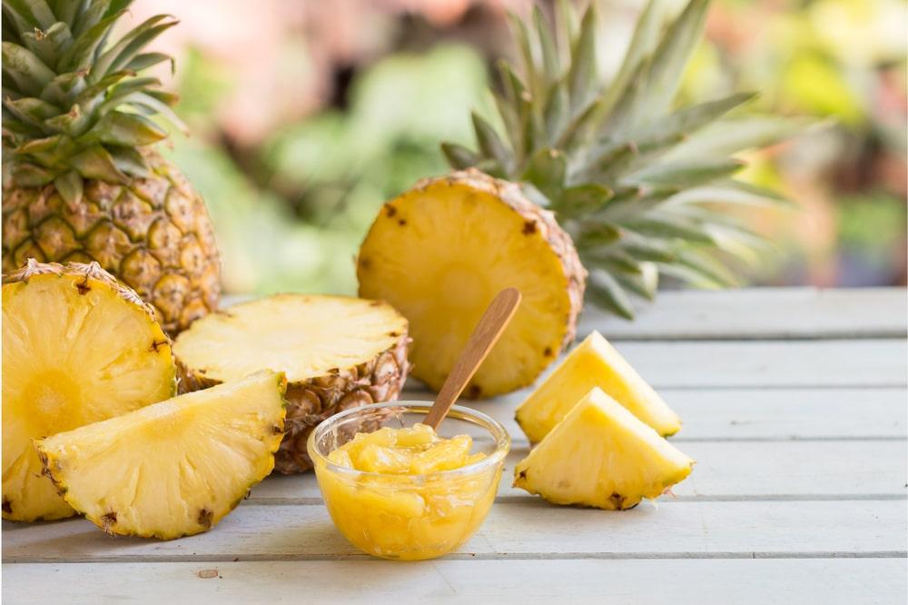 ananas właściwości