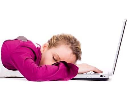 Tricki na odchudzanie: #3 wyśpij się