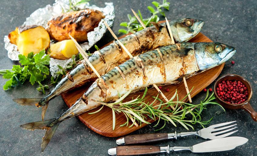 makrela ryby choroba wieńcowa