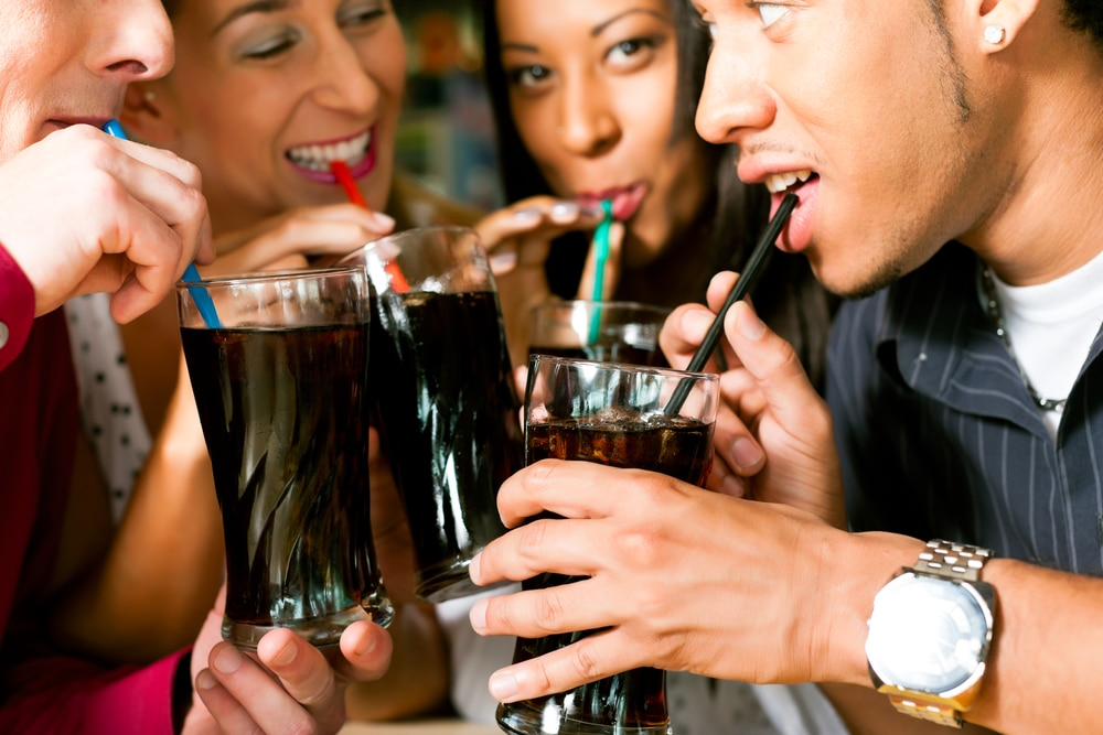 Zwróć uwagę na to co pijesz