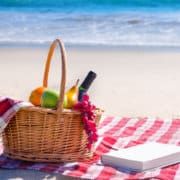co jeść na plaży?