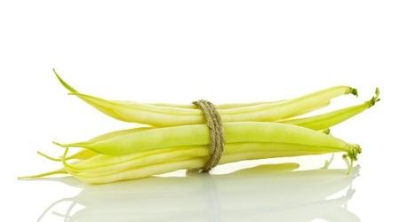 żółta fasola