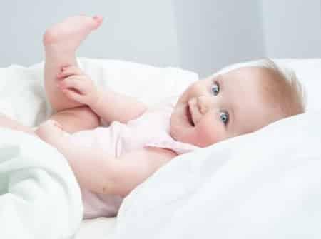 Niedobory żelaza u niemowląt i dzieci