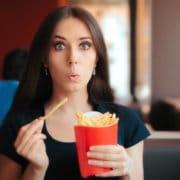 przejadanie się w trakcie diety