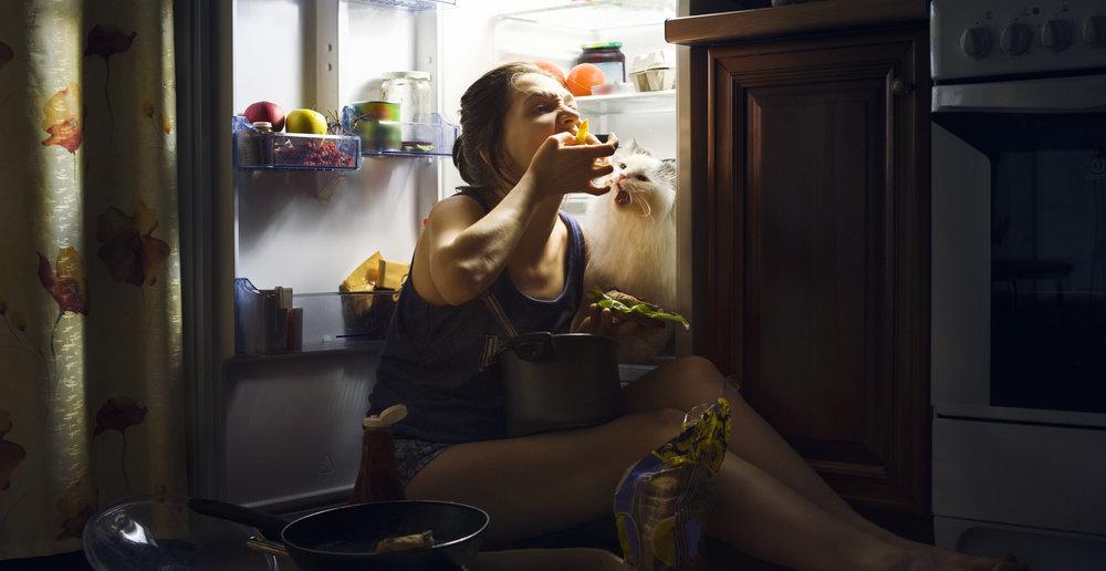 zaburzenia odżywiania w otyłości