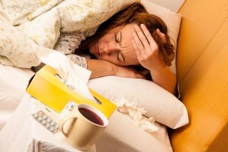 jedzenie na przeziębienie
