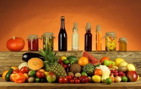 warzywa i owoce - dieta