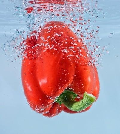 Papryka czerwona – właściwości