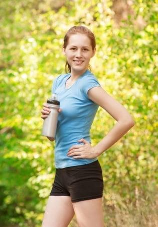 Jaki napój jest odpowiedni dla sportowca?