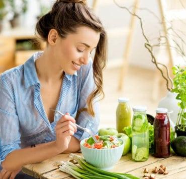 wpływ dieta na urodę