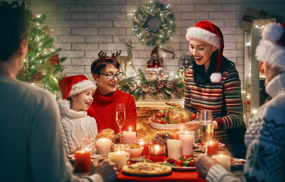świąteczna nawałnica kalorii