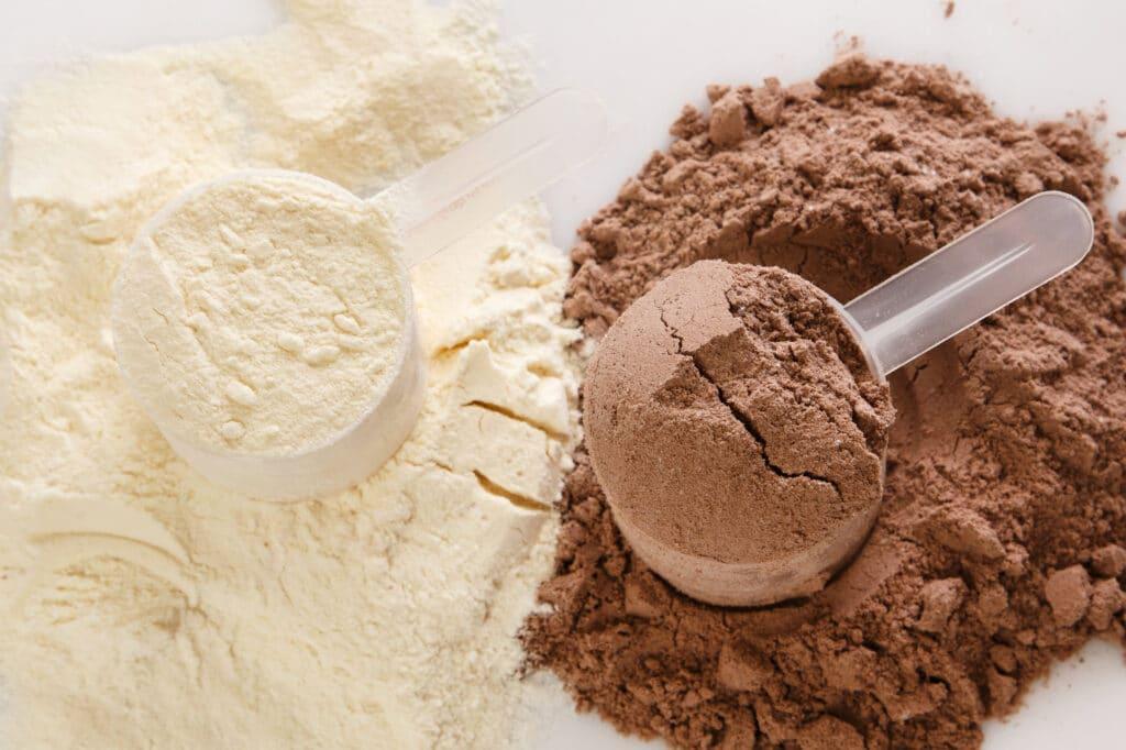 białko serwatkowe
