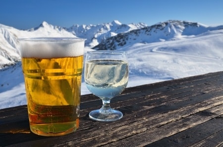 Alkohol a trening