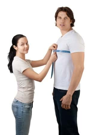 Przyrost masy ciała u osób aktywnych fizycznie