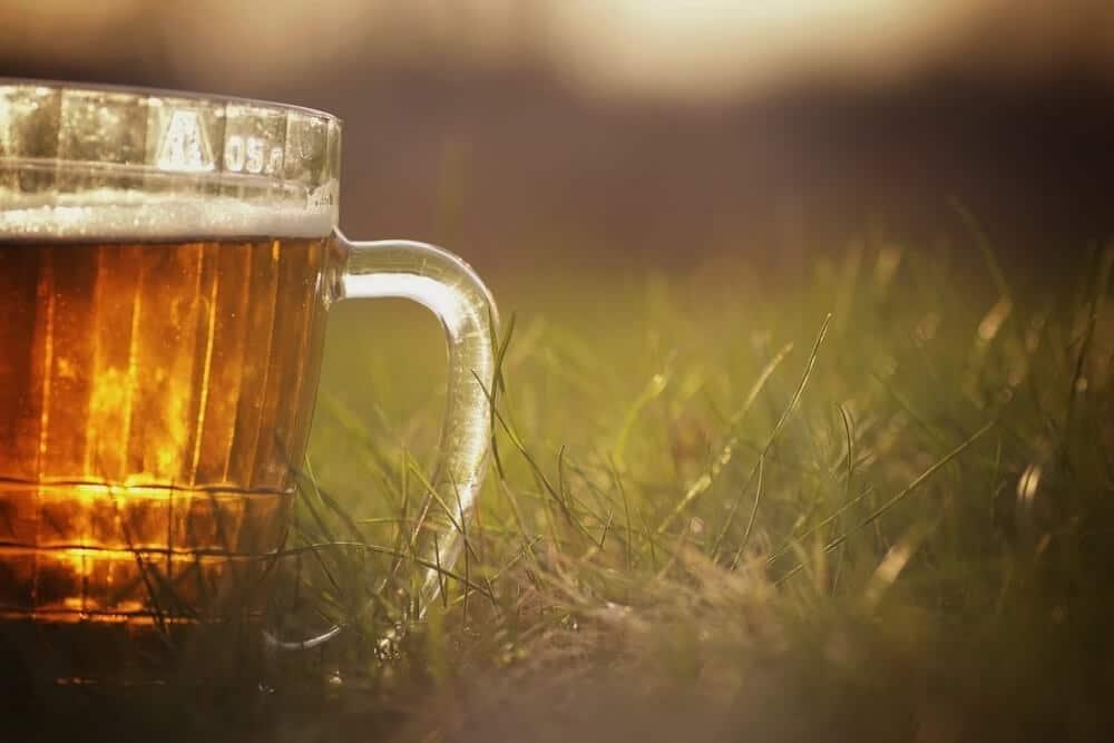 alkohol trening