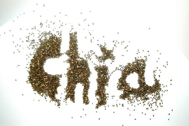 CHIA – czyli nasiona szałwi hiszpańskiej