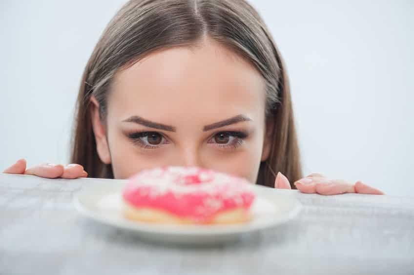 zmień myślenie o jedzeniu