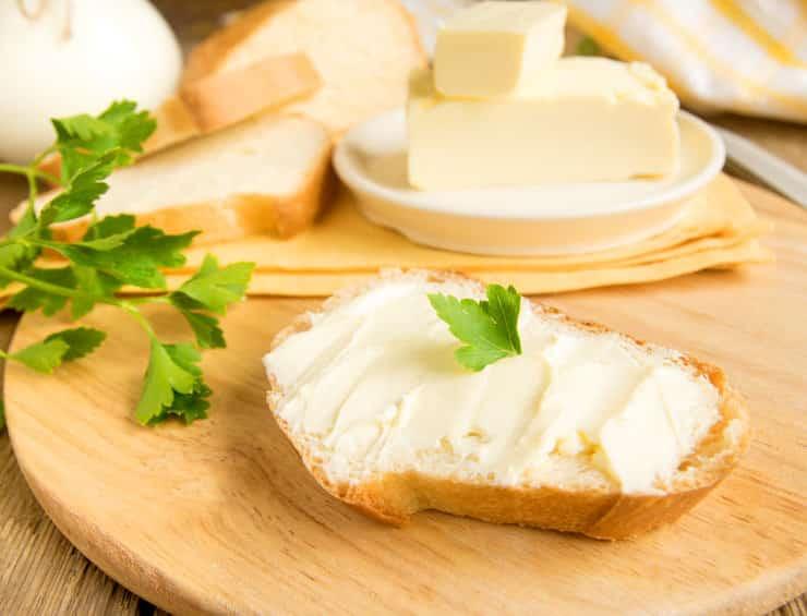 masło właściwości
