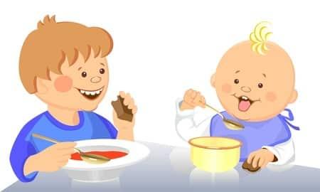 Gdy dziecko ma nadwagę