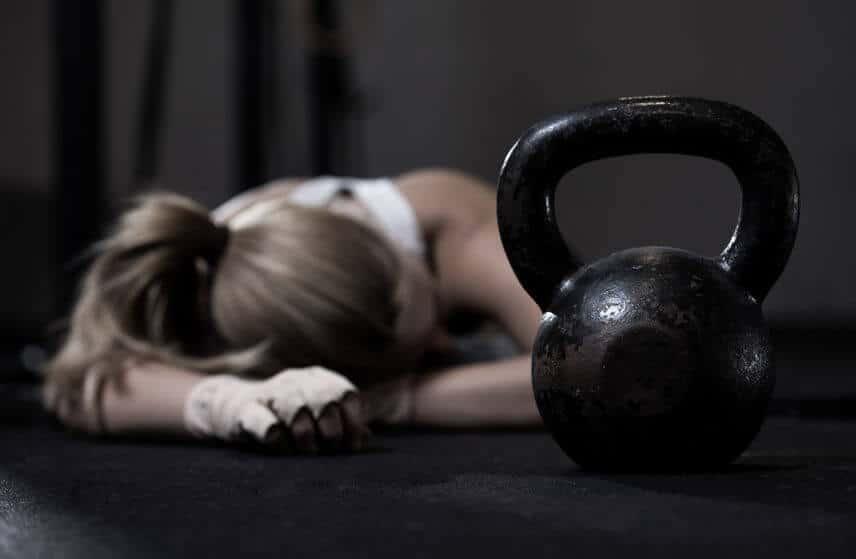 regeneracja po treningu