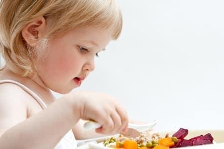 Zasady rozszerzania diety niemowląt