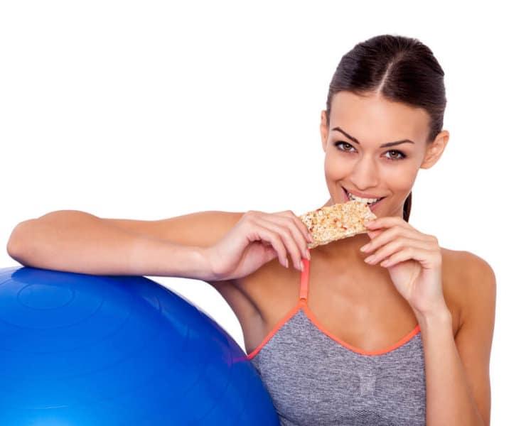 sportsmenki problemy z jedzeniem