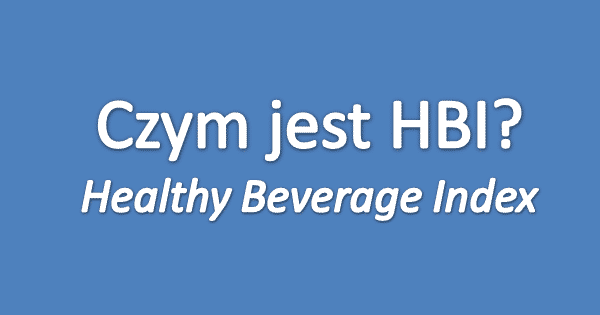 HBI – Healthy Beverage Index