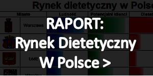 rynek dietetyczny w polsce 2014