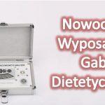 Nowoczesne wyposażenie gabinetu dietetycznego